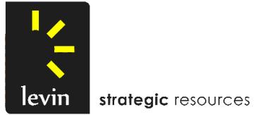 Levin logoi