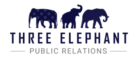 Three Elephant logo