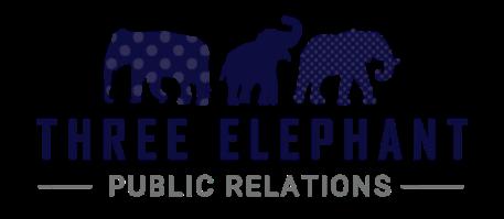 Three Elephant logo